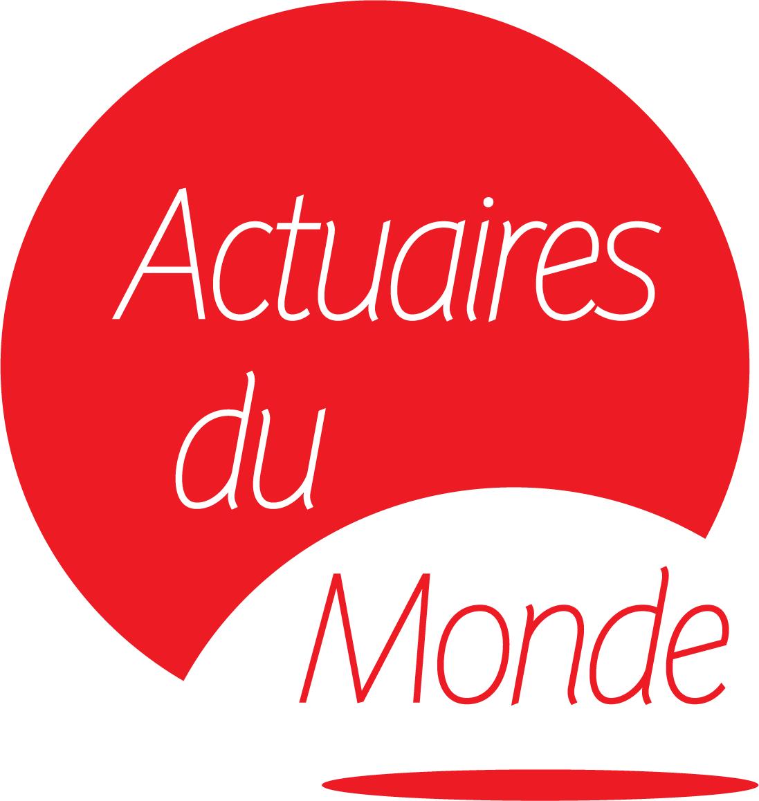 Logo Actuaires du Monde