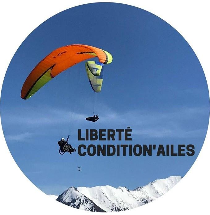 Logo Liberté Condition'Ailes