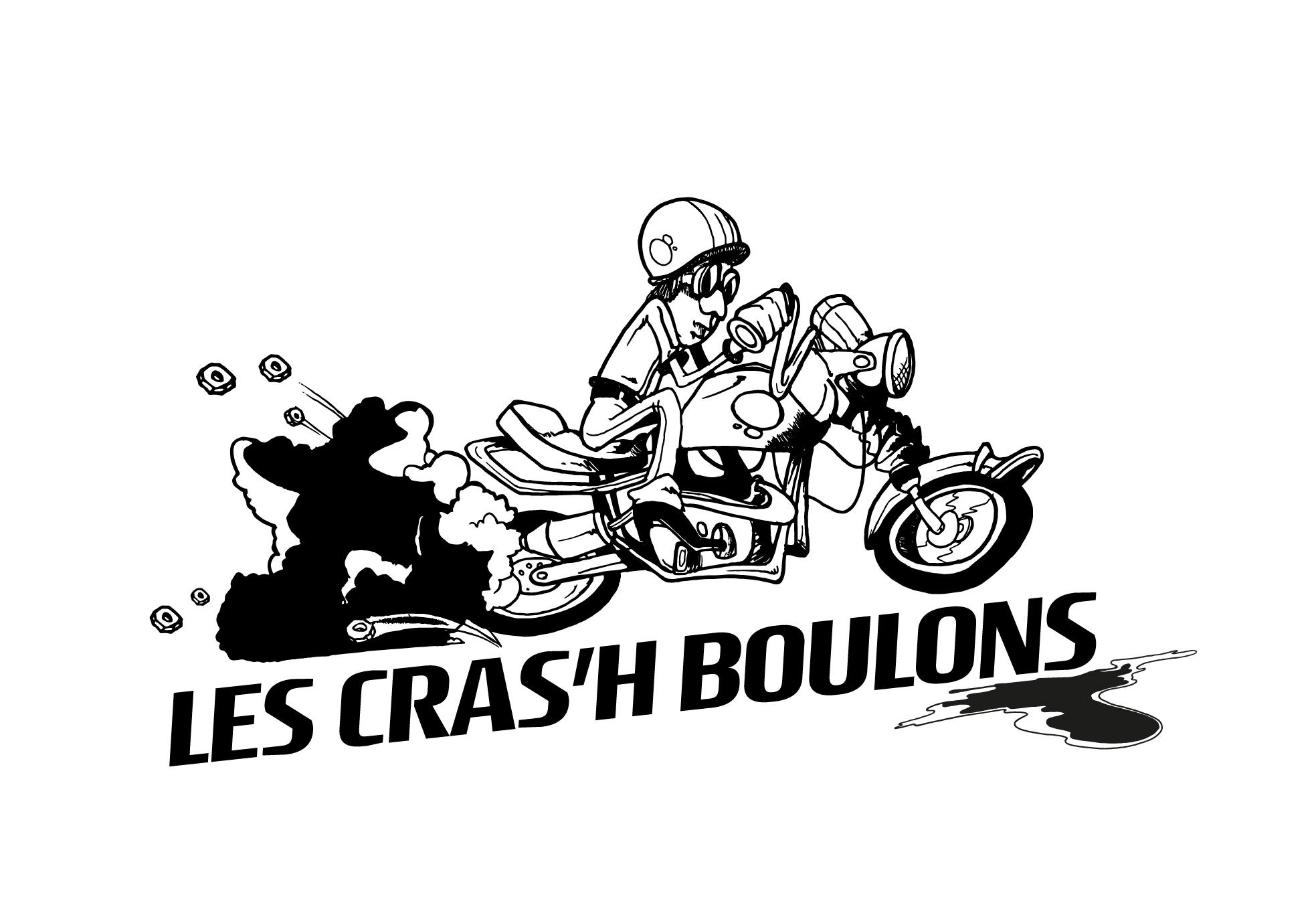 Logo LES CRAS'H BOULONS