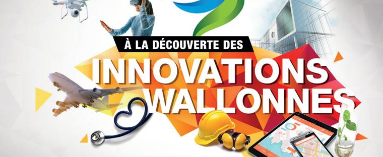 Innovatech : À la découverte des innovations wallonnes
