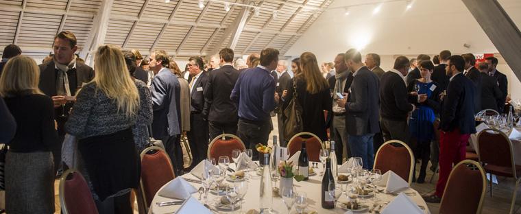 Déjeuner des Bourgmestres & Échevins du Brabant Wallon, de la WLBA