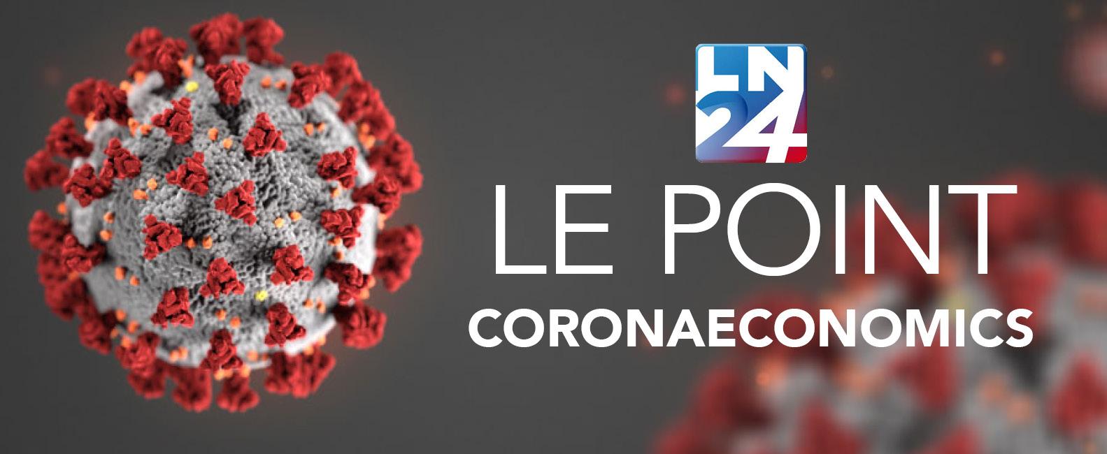 Coronaeconomics  -  Amid Faljaoui, sur LN24