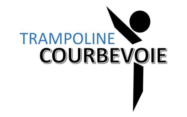 Logo Trampoline Club Courbevoie