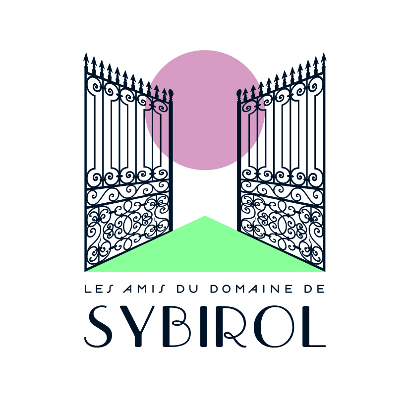 Logo les amis du domaine de SYBIROL