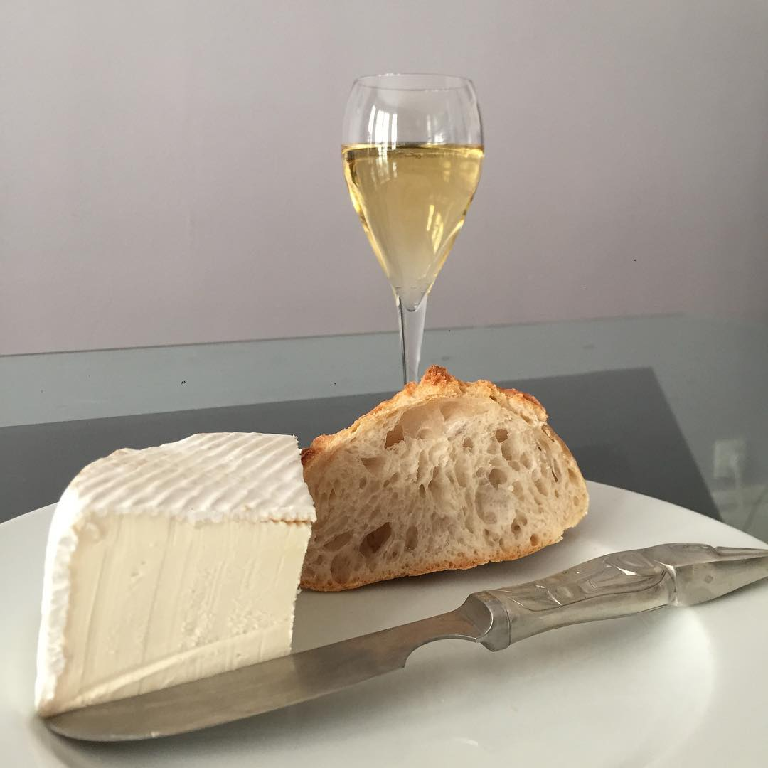 Cheese and Champagne Workshop