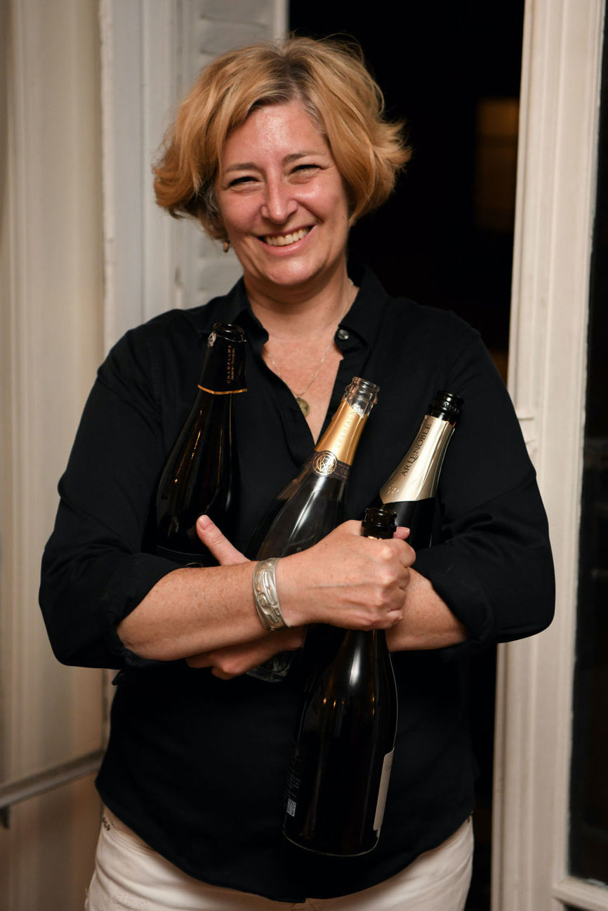 Private Champagne Webinars, Tasting Workshops and Excursions