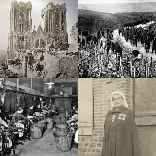 WWI in Champagne - Webinar- Monday