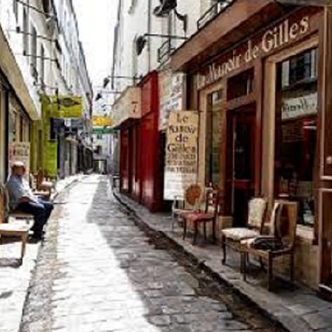 De la Bastille au Faubourg Saint-Antoine : entre révoltes et artisanat
