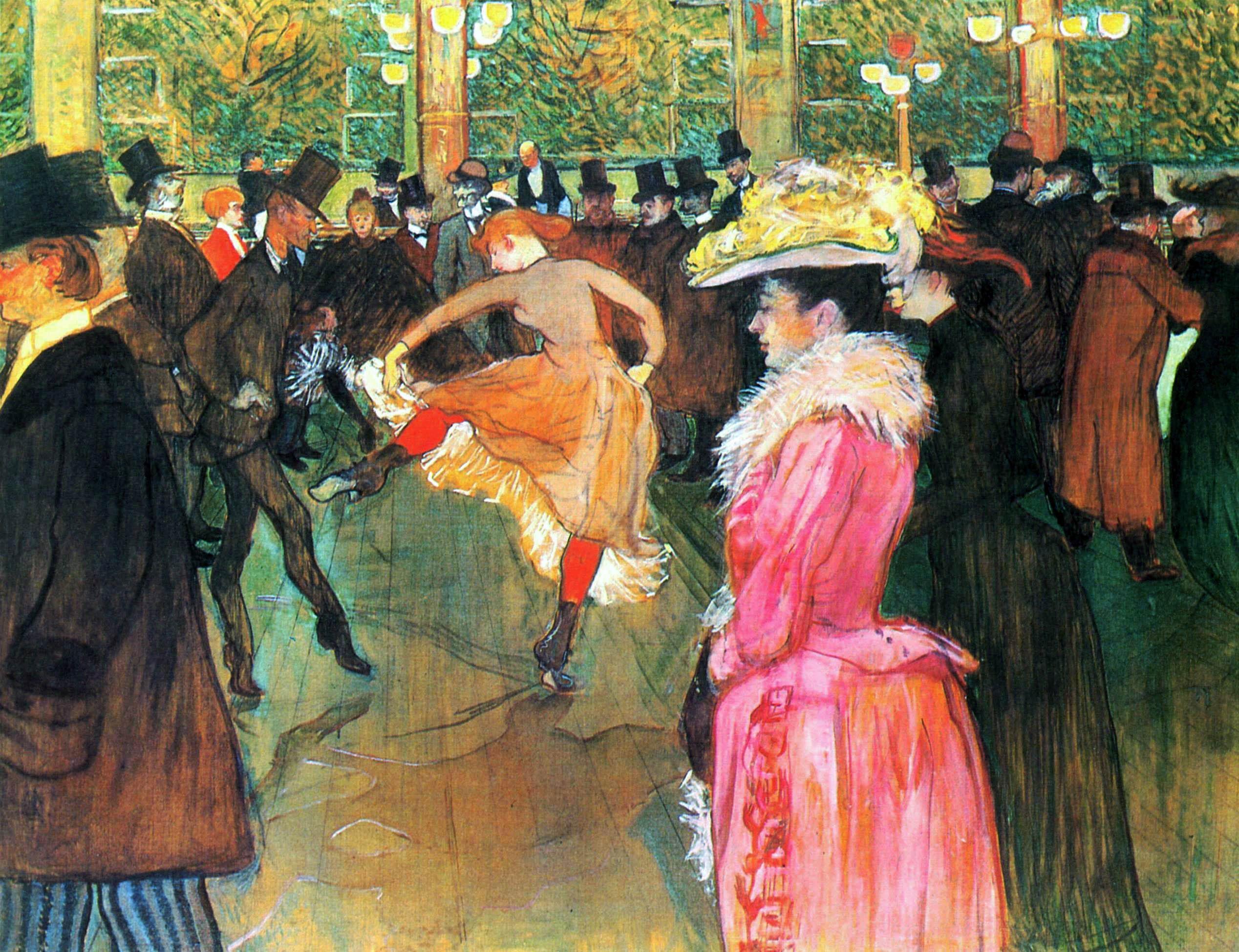 Exposition Toulouse-Lautrec au Grand Palais