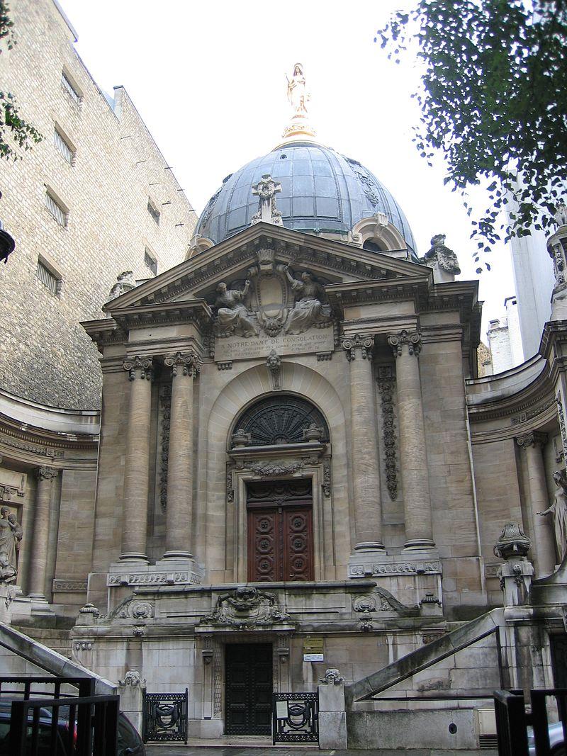 Visite Guidée : Bazar de la Charité et cathédrale arménienne Saint-Jean-Baptiste de Paris
