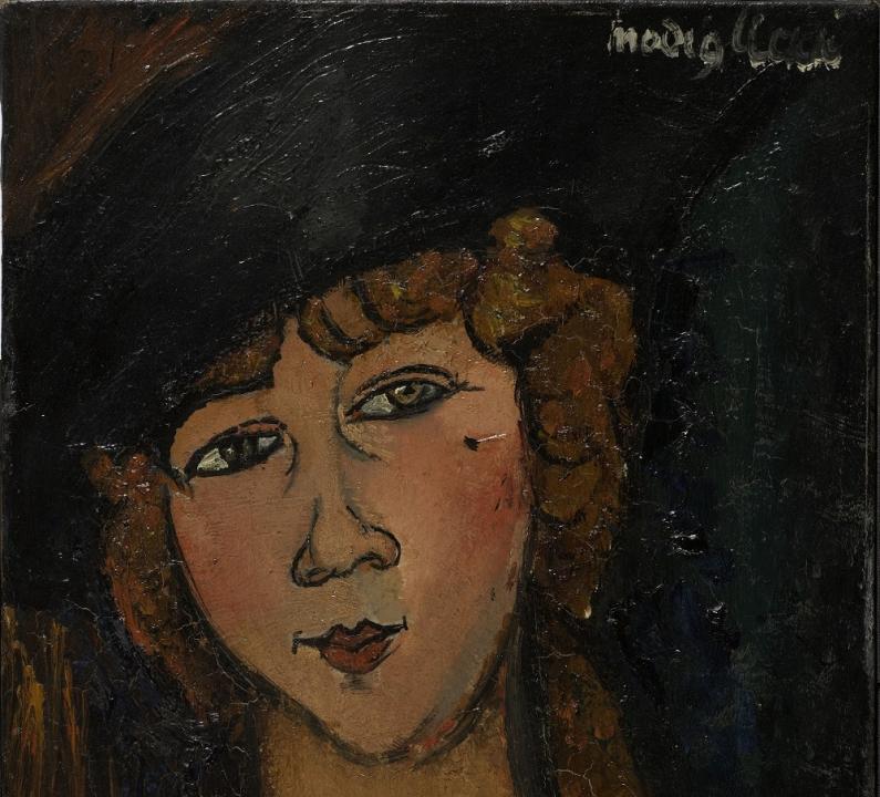 Exposition « Chagall, Soutine, Modigliani : l'Ecole de Paris »