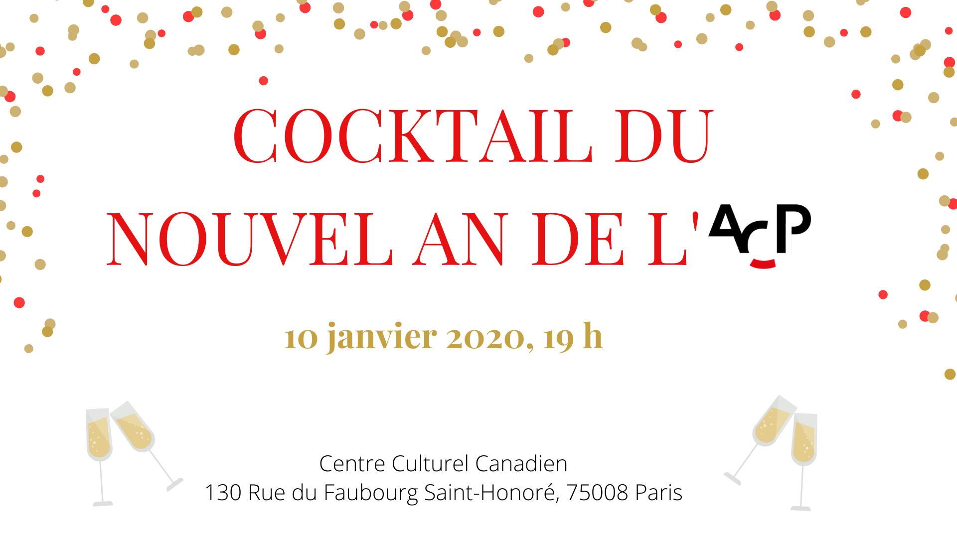 Cocktail du Nouvel An