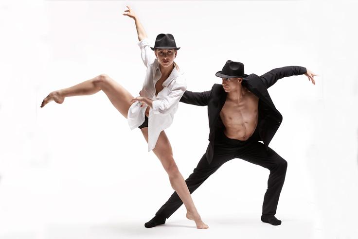 BJM Dance Montréal - Hommage Leonard Cohen