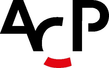 Logo ACP - Association des canadiennes à Paris