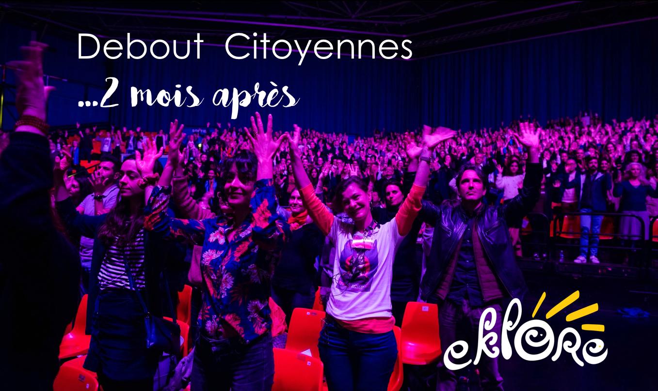 Flash-back Debout Citoyennes : venez témoigner !