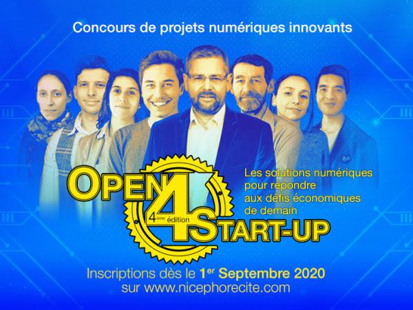 Concours Open4Startup - 4ème édition