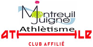 Logo MJ ATHLÉTISME