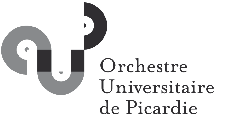 Logo Association Orchestre Universitaire de Picardie