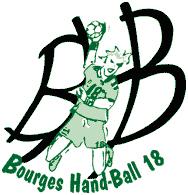 Logo BOURGES HANDBALL 18