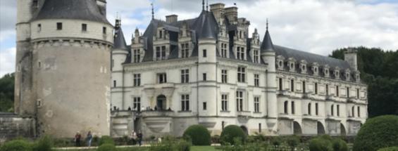 La France des châteaux
