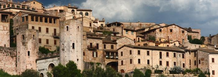 Les cités médiévales d'Italie