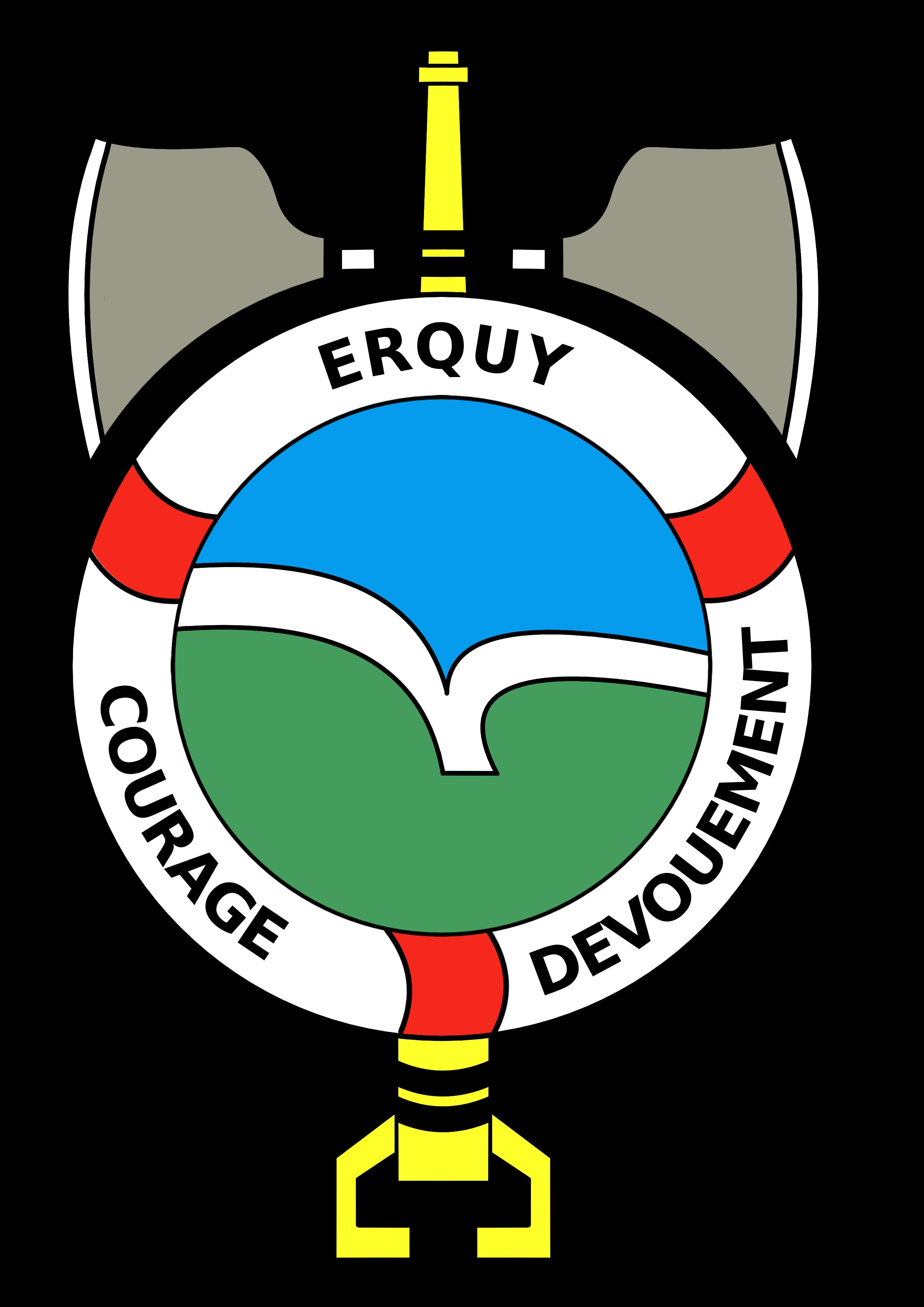 Logo Amicale des Sapeurs-Pompiers d'Erquy
