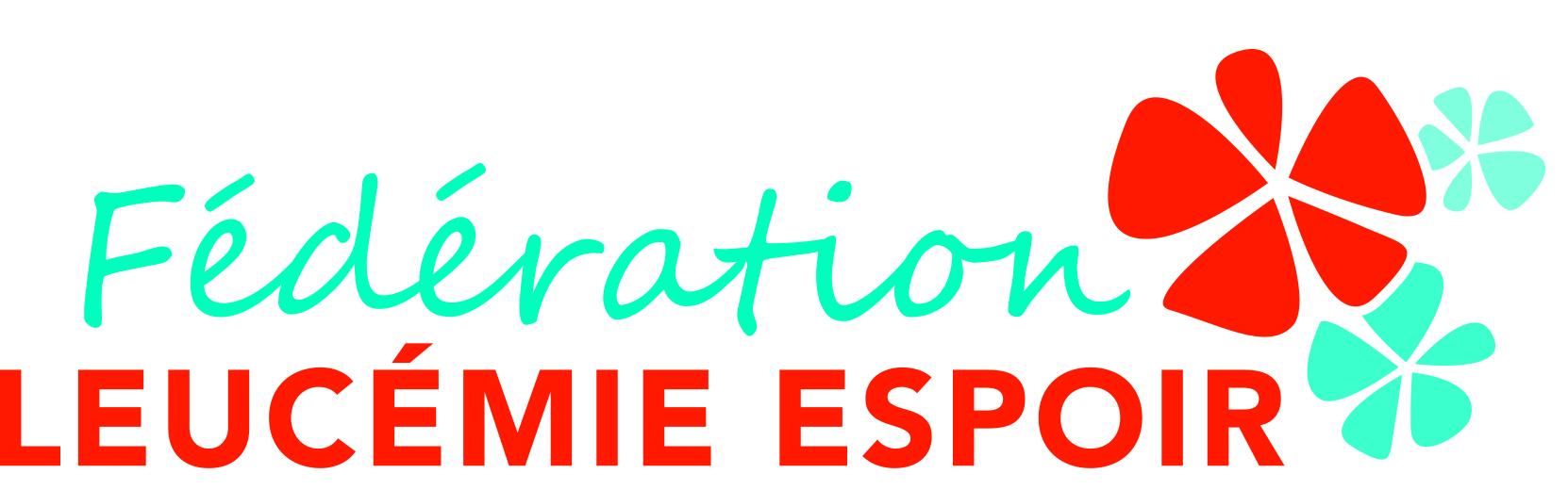 Logo fédération leucémie espoir