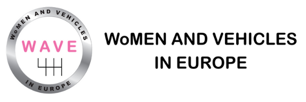 Logo WAVE WoMen and Vehicles in Europe