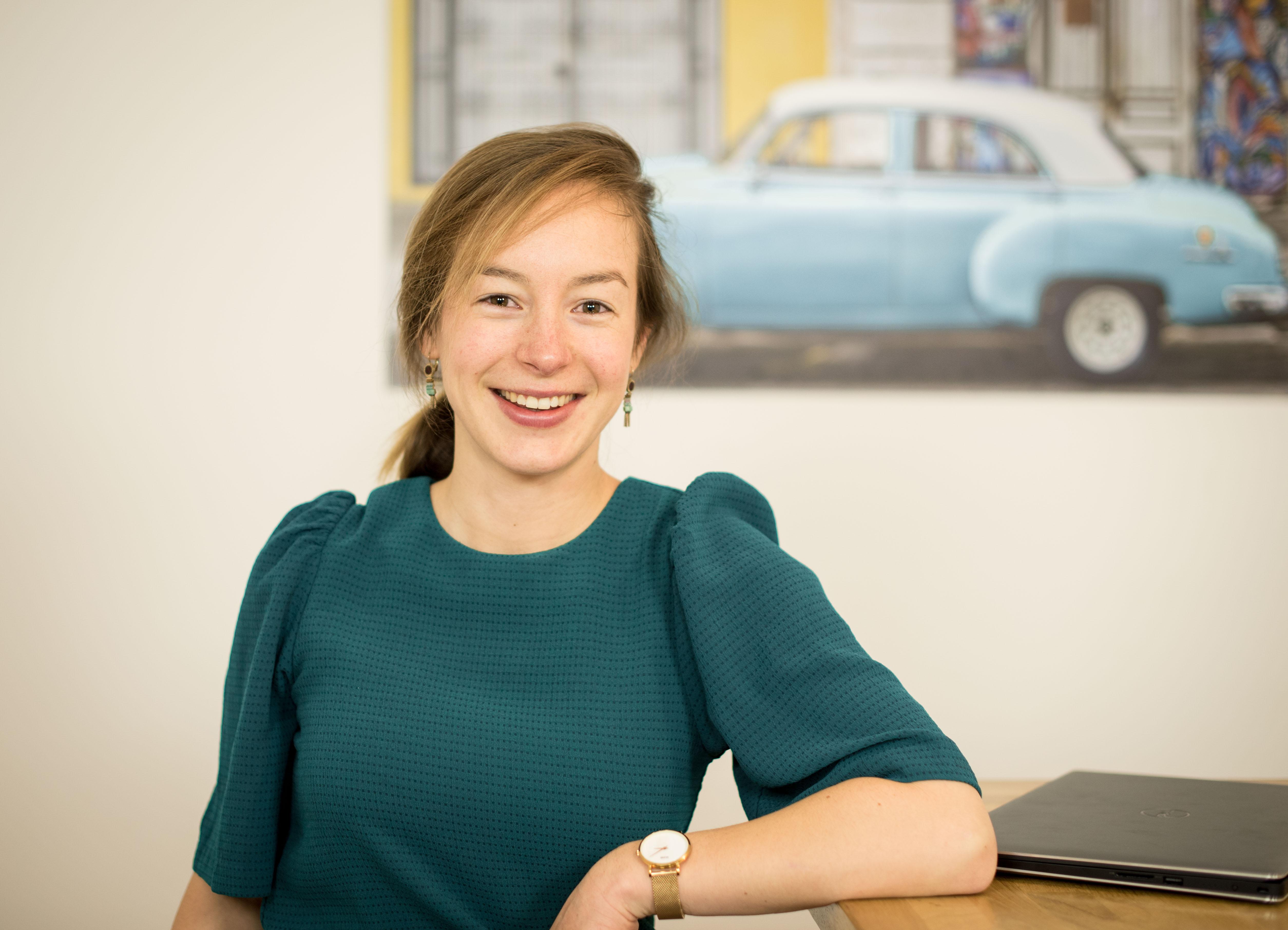Dîner Témoignage Claire Cano-Houllier co-fondatrice HiFlow