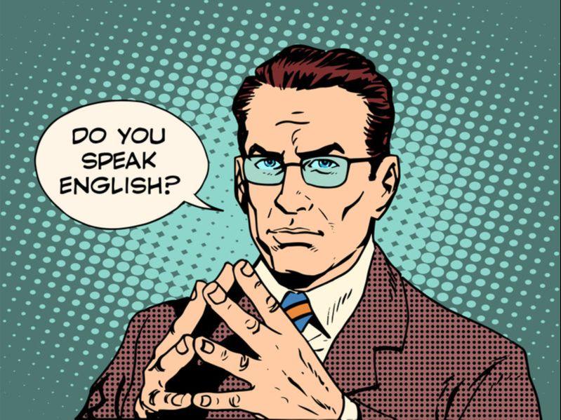 Let's talk english ! / 11-13 ans