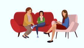 Rendez-vous avec une psychologue clinicienne