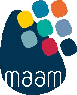 Logo Maison des associations d'Amiens Métropole
