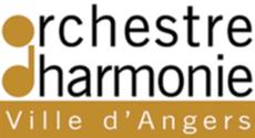 Logo Orchestre d'harmonie de la ville d'Angers