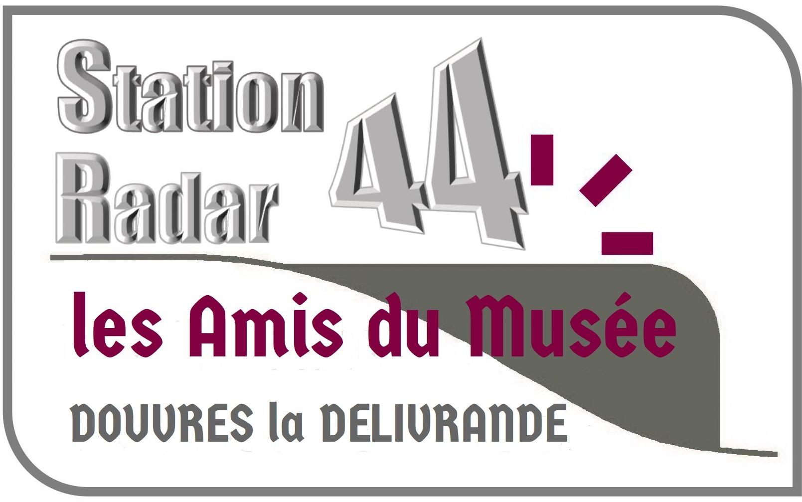 Logo Association des Amis du Musée Radar de Douvres la Délivrande