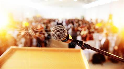 Mardi 1 décembre - Atelier Prise de parole en public / Public speaking