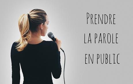 Atelier Prise de parole en public (1ère option)