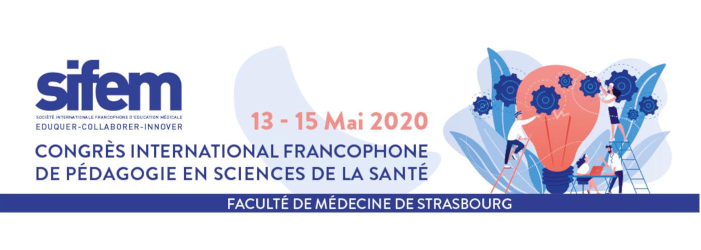 Congrès SIFEM 2020
