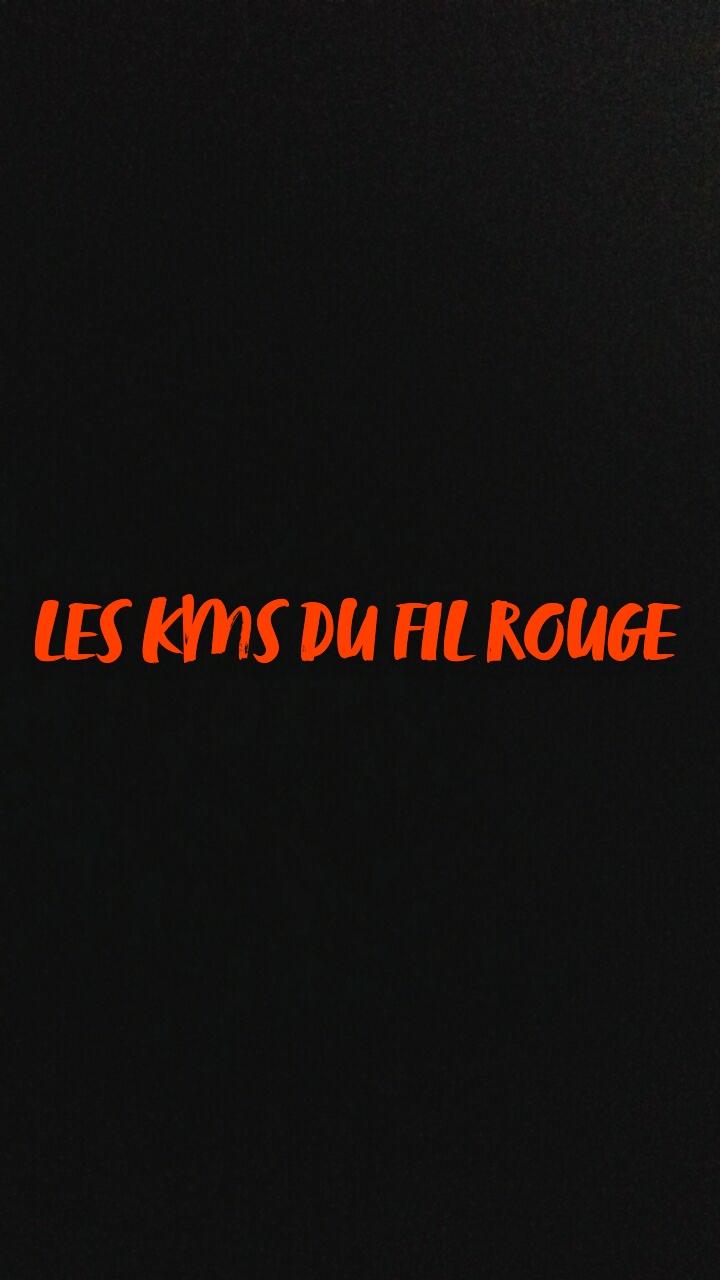 Logo LES KMS DU FIL ROUGE