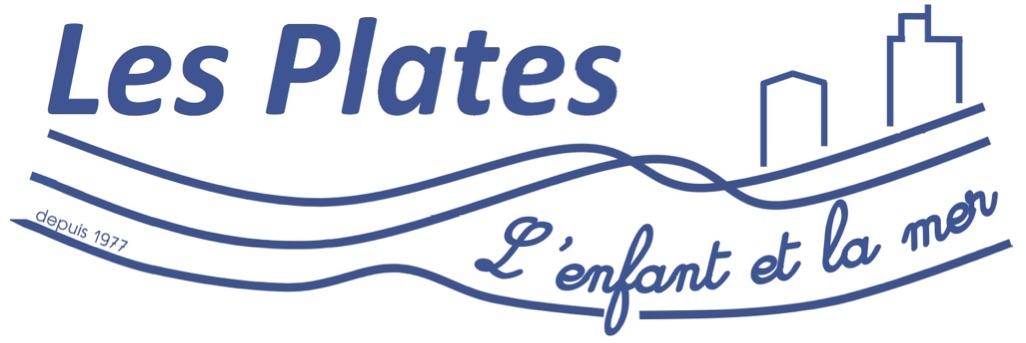 Logo Les Plates, l'enfant et la mer