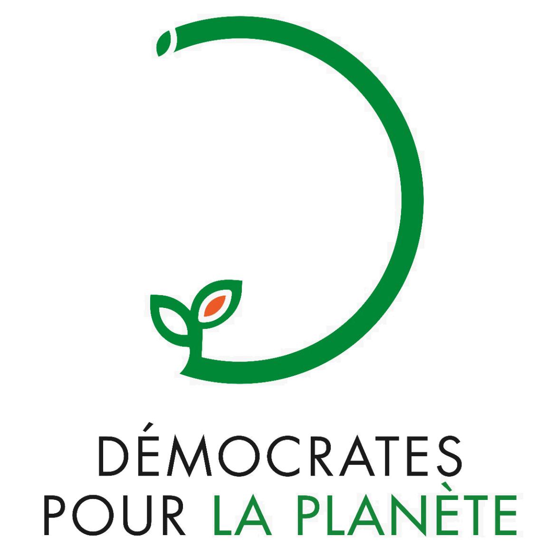 Logo Démocrates Pour la Planète