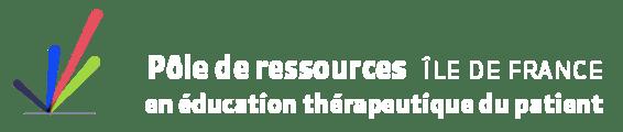 Logo Pôle de ressources ETP IDF