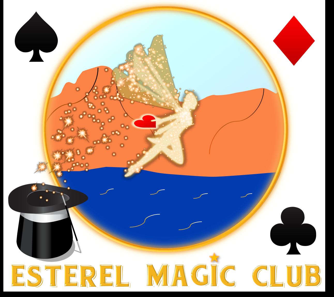 Logo ESTEREL MAGIC CLUB