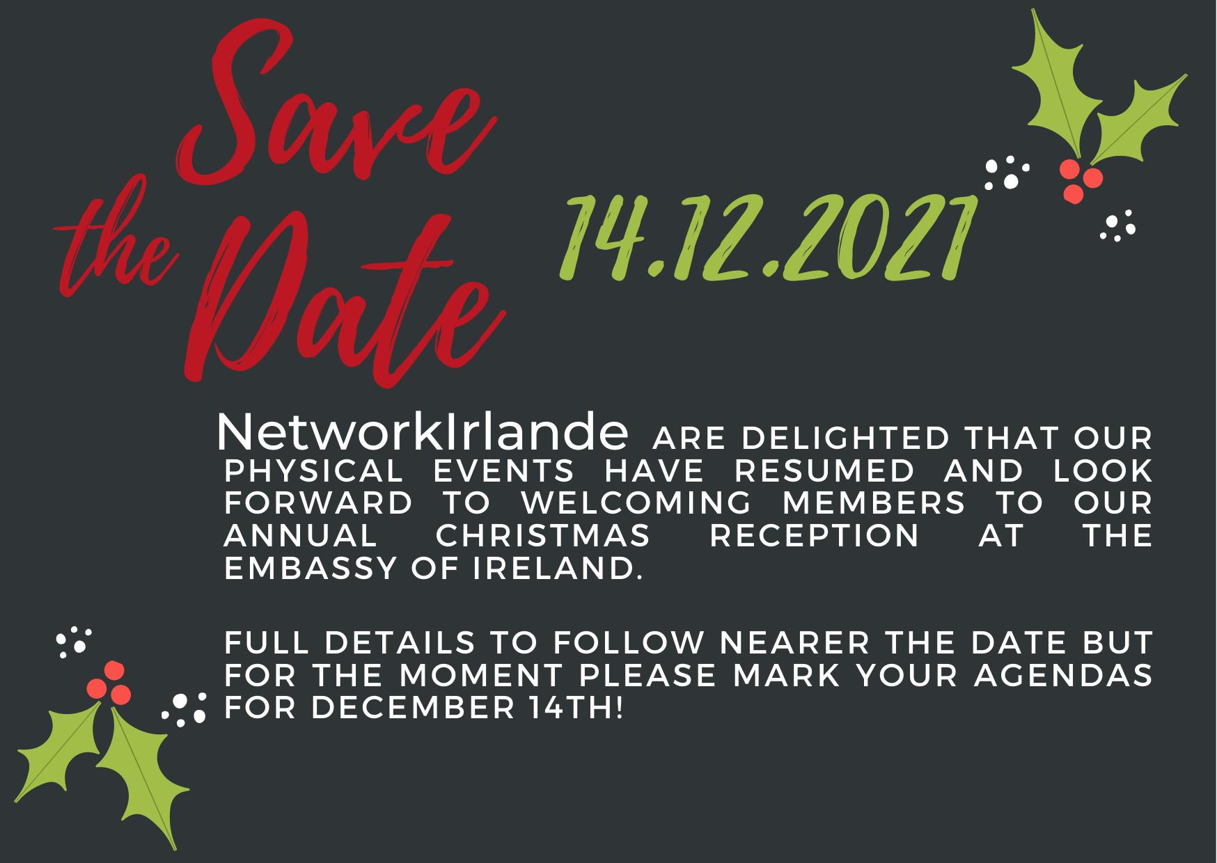 NetworkIrlande Christmas Reception