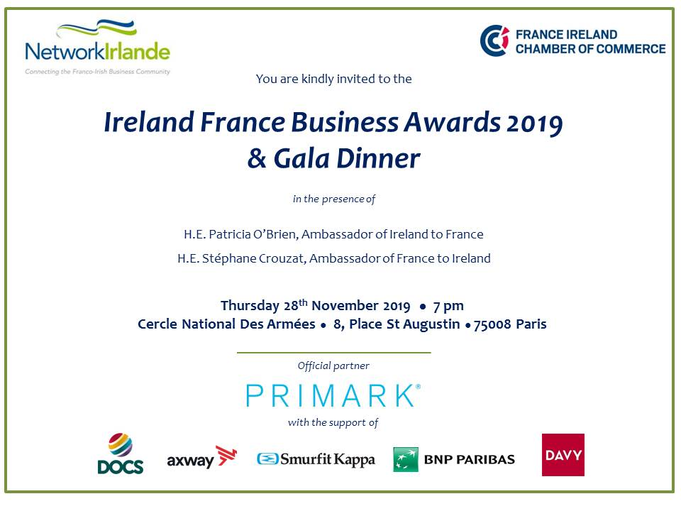BUSINESS AWARDS 2019