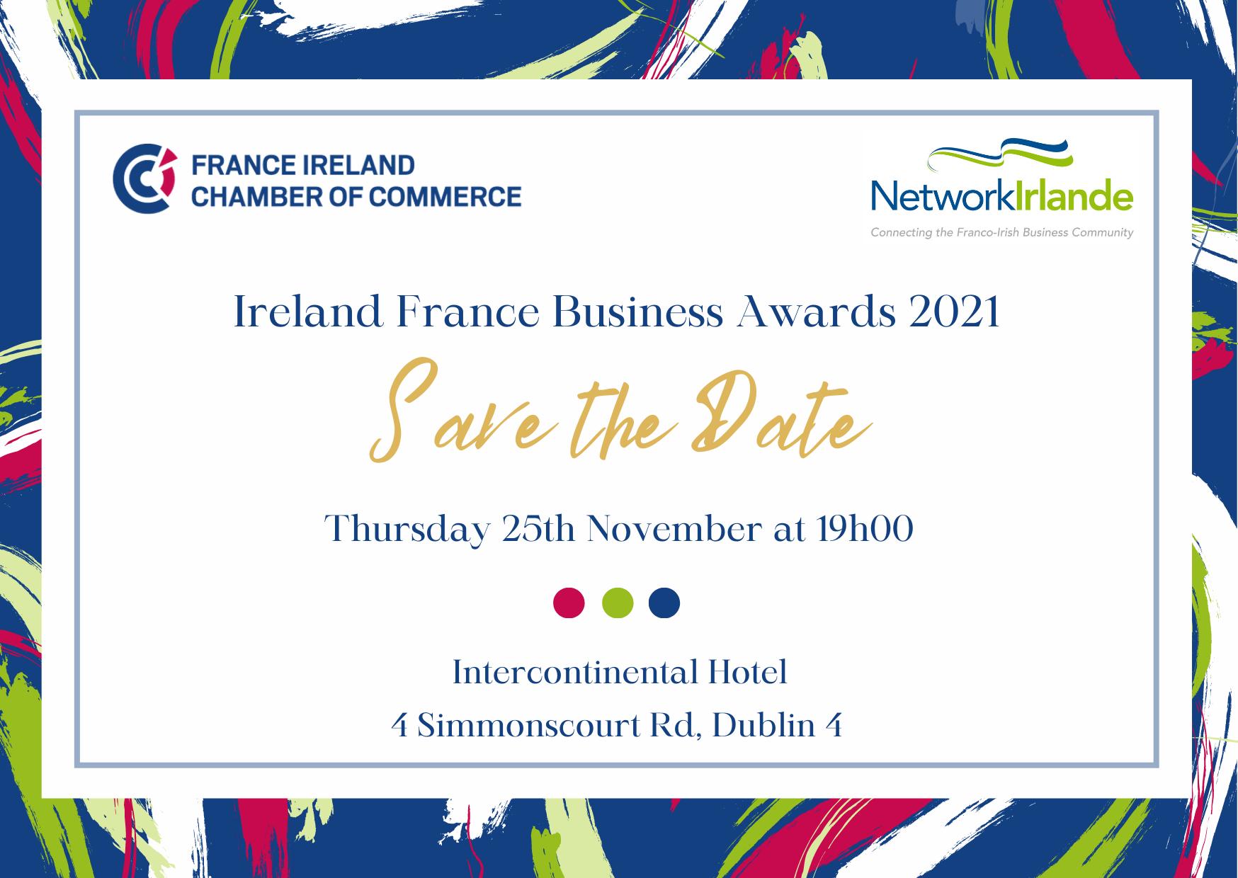Ireland France Business Awards 2021