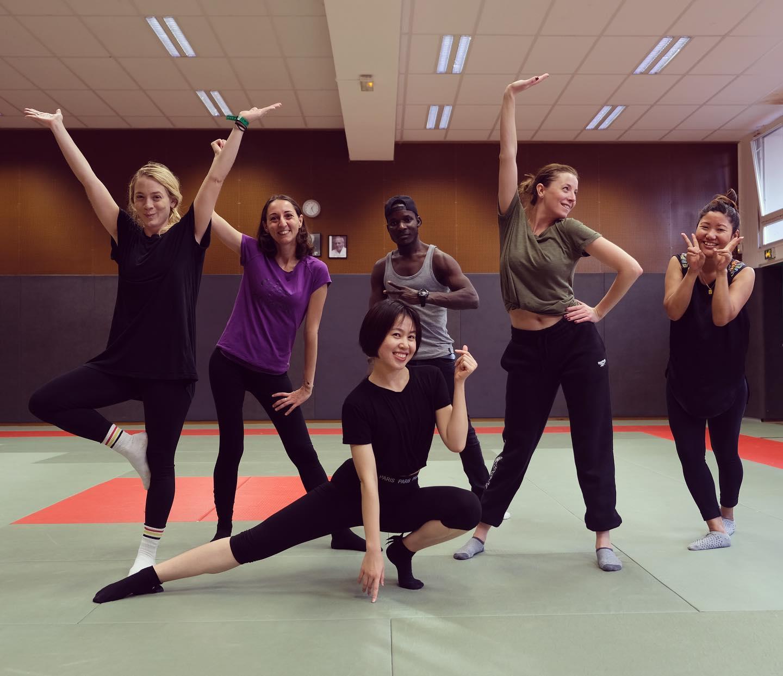 EN LIGNE : Danse HIP-HOP avec Juliette