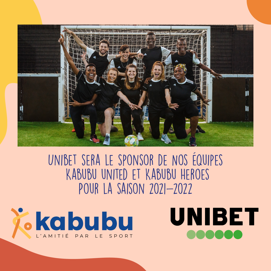 Nouveaux équipements pour les équipes de foot de Kabubu !