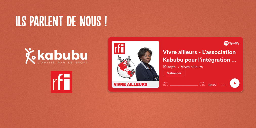 KABUBU X RFI