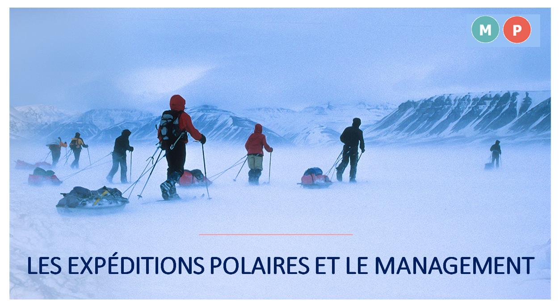 Rencontre inspirante : Les expéditions polaires et le management