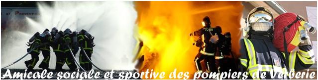 Logo Amicale sociale et sportive des sapeurs pompiers de Verberie